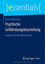 Hahnzog_Psychische Gefährdungsbeurteilung_Cover
